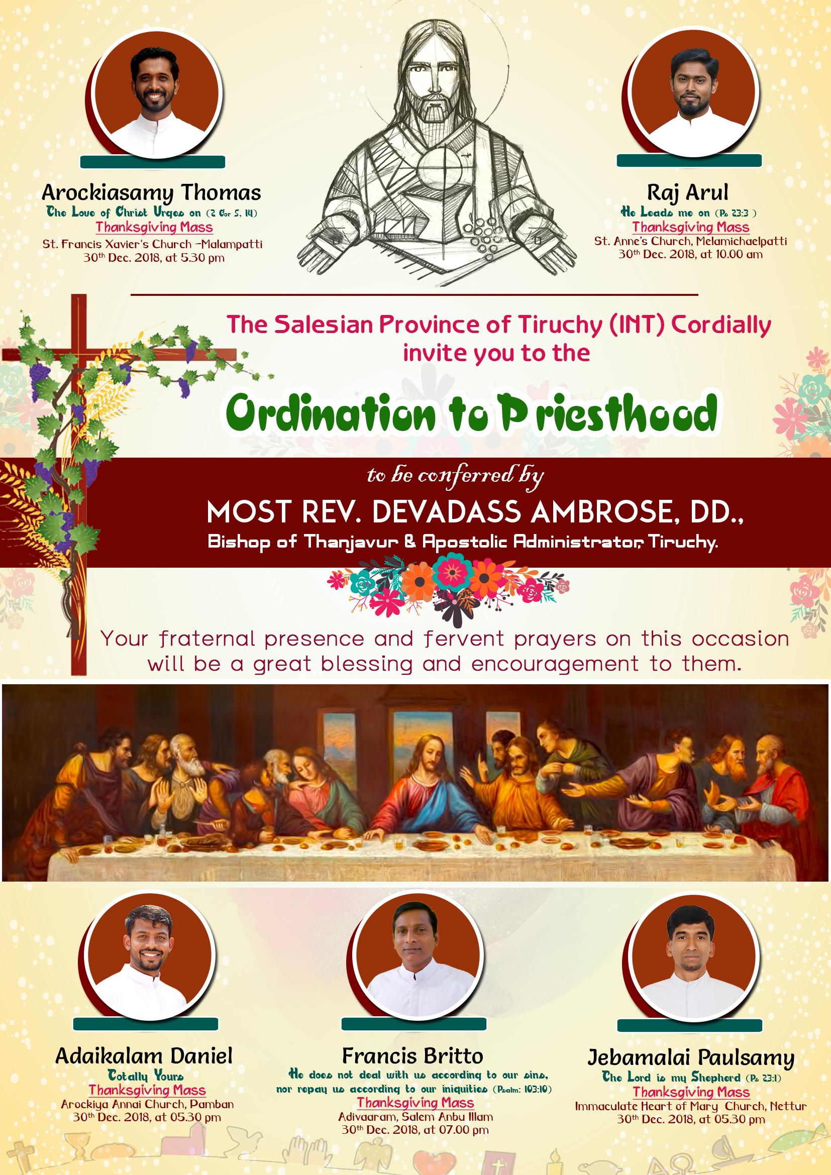 09 MADURAI – DON BOSCO   Salesian Province of Tiruchy